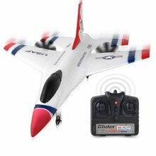 Tamanho grande rc avião FX818 brinquedo eletrônico de controle Remoto aeronaves de asa Fixa planador RC brinquedo do miúdo ao ar livre melhores presentes vs f939 f949