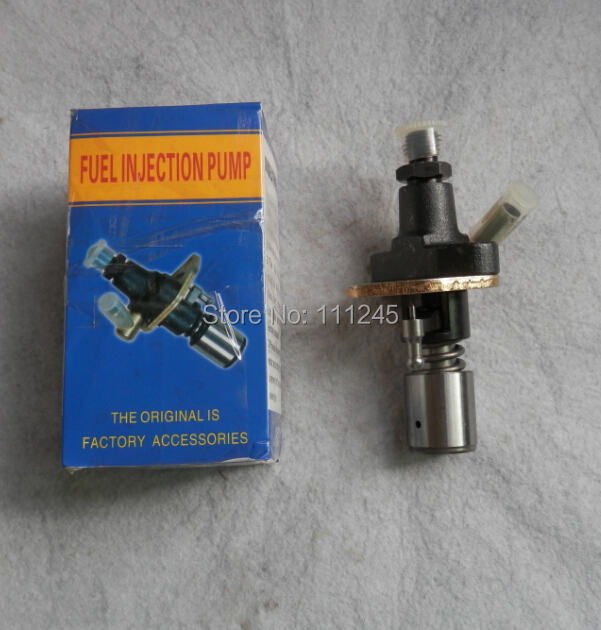 L40 FUEL INJECTOR PUMP MANUAL TYPE LEFT INLET FOR YANMAR L48 2KW DIESEL 3KW GENERATOR CULTIVATOR INJECTION ASSY