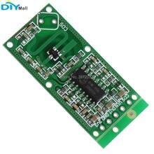 RCWL-0516 Microwave Radar Sensor Beralih Modul Tubuh Manusia Induksi Motion Detector Board untuk Arduino