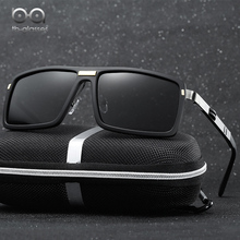 Фотография 2017 NEW The IDeal Shades Design Men Polarized Sunglasses Aluminum Driving Fashion Sun glasses for Male Luxury Shades