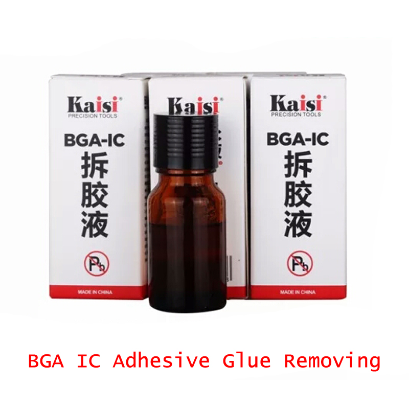 BGA IC Adhesive Glue Removing Epoxy Remover Cell Phone CPU