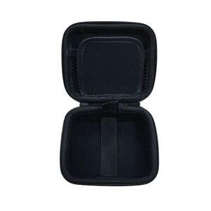 Image 3 - Sert EVA taşıma çantası kılıf kapak için JBL Go 1/2 Bluetooth hoparlör, file çanta şarj ve kabloları