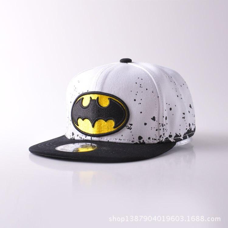 BATMAN SUIT UP Men/'s Snapback New Bat Sign Snap Gotham Adjustable Hat Black
