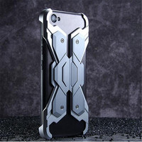 Metal Armor Shock Droproof Shockproof Mobile Phone Bag Case For BBK Vivo X9 X9S PLUS Coque