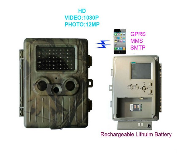 infrared wildlife hunting font b trail b font cameras font b trail b font gsm mms