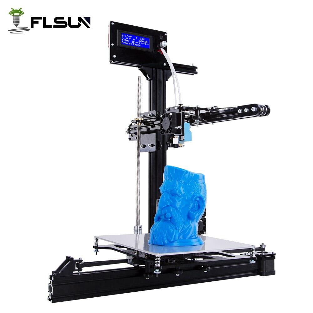 New Design Metal 3D Printer Large Printing Size Kossel 3d