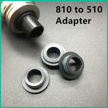 Electronic cigarette Resin 810 To 510 Drip Tip Adapter for 810 Conversion 510 Connector 810 Goon Kennedy RDA Atomizer Accessor
