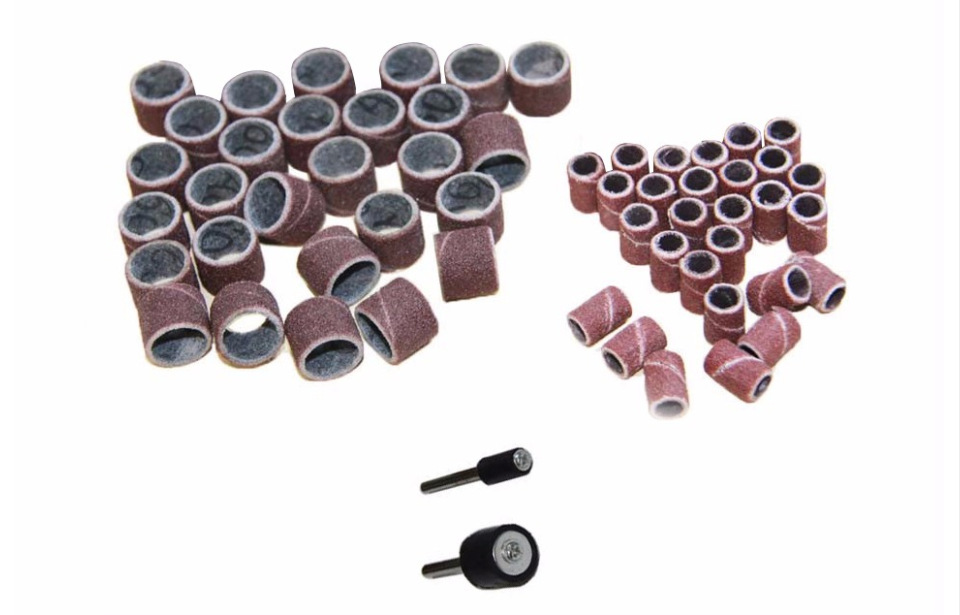 Electric grinding fittings 102 electric grinding fittings combination set 80 mesh in Abrasive Tools from Tools