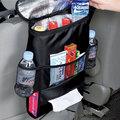 2015 New Multifunction backbag Glove Vehicle Automotive Trash Bin Carrying Bucket Car trash car carrying Oxford bag