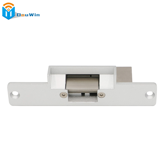 Electric Door Strike Lock For RFID Electric Access Control sytem Aluminum face plate NC Type fail  sc 1 st  AliExpress.com & Electric Door Strike Lock For RFID Electric Access Control sytem ...