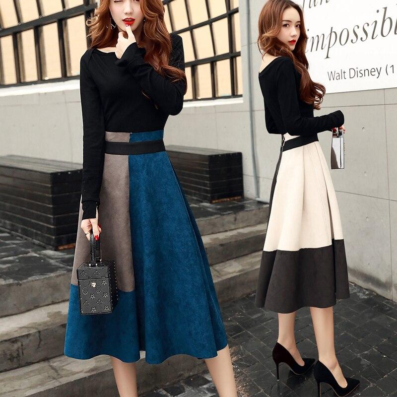 sale retailer 17c7f 3f11a Della Modo Del Temperamento Donna Coreana Vestito Beige ...