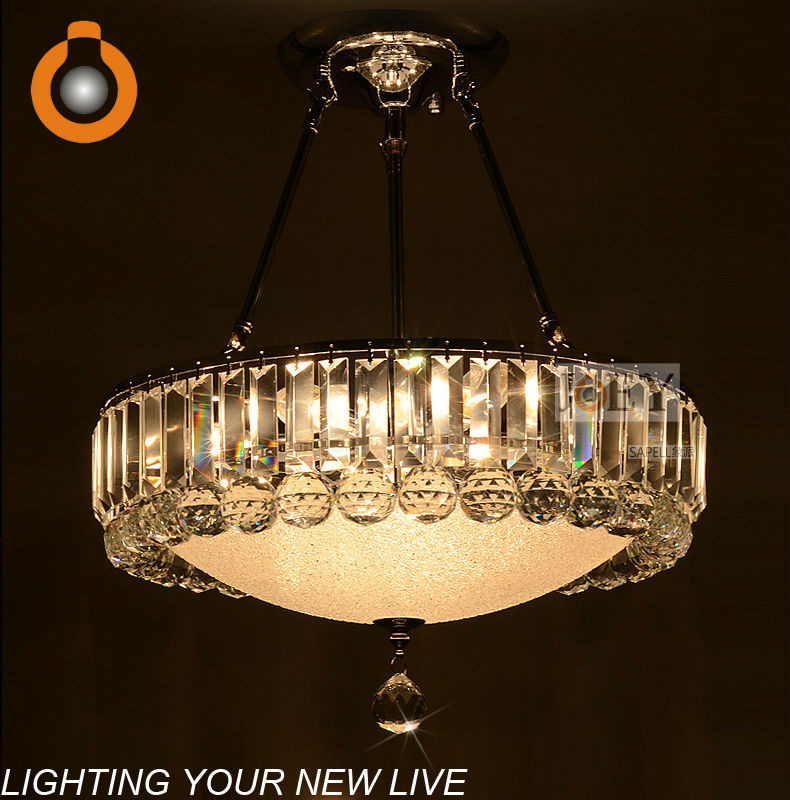 Modern crystal pendant lighting Simply style Palace light  Chrome Luxury Hotel lamp Guaranteed 100%+Free shipping 9037-560 delmon palace hotel ex vendome plaza 4 дубай