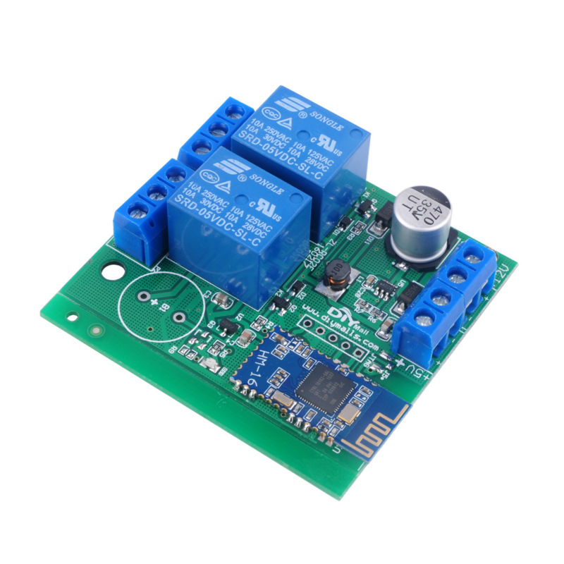 FZ1695 bluetooth relay module (4)