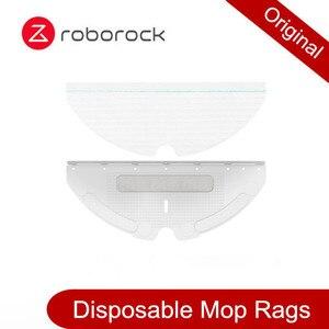Image 3 - قطعة أصلية من فرشاة Roborock قابلة للفصل ، فلتر قابل للغسل قطعة قماش يمكن التخلص منها لهاتف Mi 1 1S Roborock S50 S55 S6 E20 E35 S5 MAX