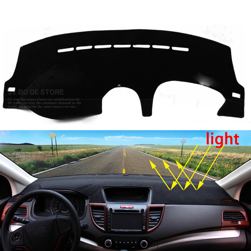 Car dashboard Avoid light pad Instrument platform desk cover Mats Carpets Auto accessories for Peugeot 206 2004 to 2008 for toyota crown 2004 2016 double layer silica gel car dashboard pad instrument platform desk avoid light mats cover sticker