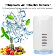 Home Health fridge Fruit Vegetables food shoe wardrobe car O3 Ionizer disinfect Ozone generator Sterilizer Fresh Air Purifier(China)