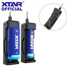 Chargeur USB XTAR SC1 chargeur rapide Rechargeable 18700/20700/21700/22650/25500/26650 Batteries Li ion chargeur LED batterie 18650