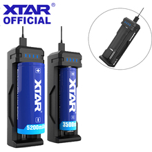 XTAR SC1 USB ชาร์จ Fast Charger 18700/20700/21700/22650/25500/26650 แบตเตอรี่ Li Ion ชาร์จไฟ LED แบตเตอรี่ 18650