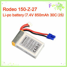 Walkera Rodeo 150 Lipo font b Battery b font Rodeo 150 Z 27 2S 7 4V