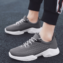 Hot Sale Summer Men Women Sneakers Light Breathable Slip-On Mesh Trainer Unisex Fly Line Lover Shoes Casual Men Shoe Size 36-44 цена