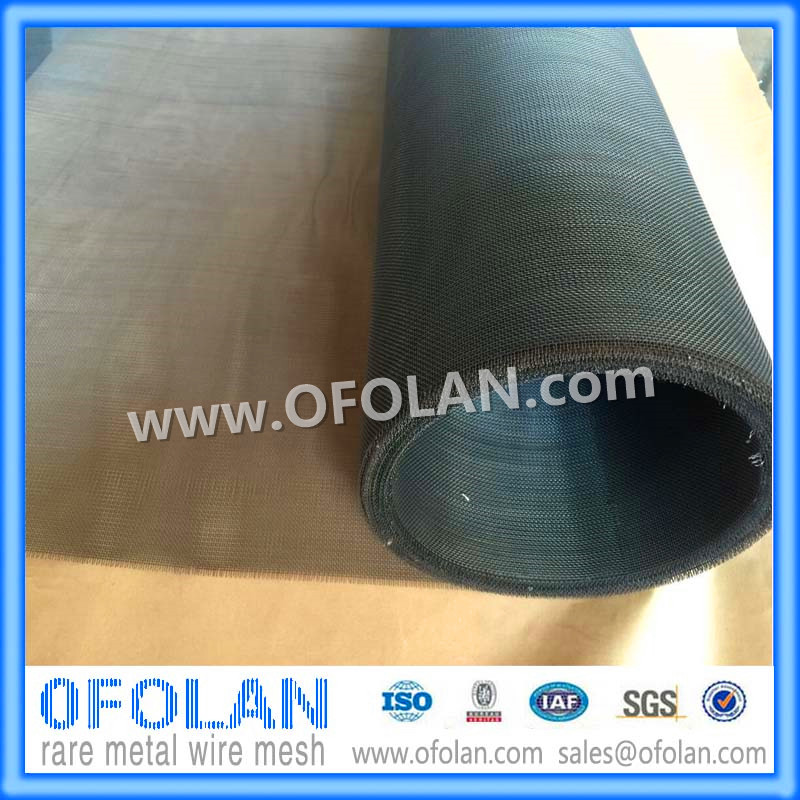 MO1 gt 99 95 Hole size 1 0mm 20 mesh molybdenum wire mesh 100mmX1000mm stock supply in Tool Parts from Tools