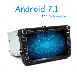 2 Din Car DVD GPSF or VW Golf
