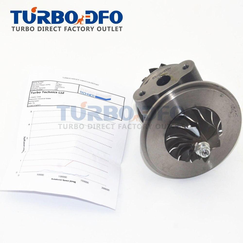 Garrett GT2538C 454207 turbo CHRA Balanced for Mercedes PKW Sprinter I 210D 310D 410D 75 Kw