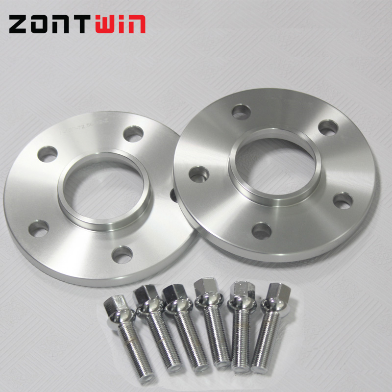 2PCS 15mm 5x112 66.5 Wheel Spacers suit for Car Benz 5x112 66.5 wheels spacer for Viano, w203, w211, CoupeW207, SLR and W210 replica mr116 8x17 5x112 d66 6 38 gmf