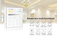 Mi Luz CCT Ajustar 4-Zona Inteligente Painel de Controle Remoto Cor Única + Painel CCT Para Led Strip Luz bulbo B2