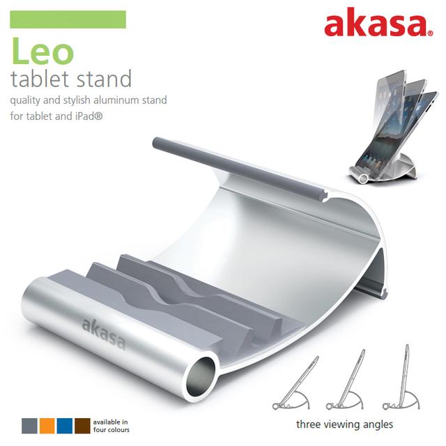 Tablet Sostenedor Del Soporte, Multi-Ángulo de Soporte de Aluminio para iPad Pro, para el ipad de Aire 2/1, Mini y Samsung Tablets