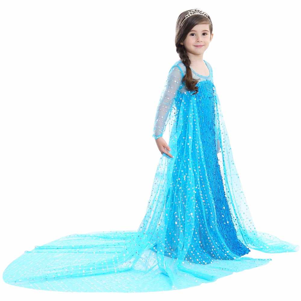 Retail-New-Arrival-Children-Girl-Princess-Dress-Girls-Sequins-Party-Dress-Kids-Cosplay-Wedding-Christmas-Dress-BXLP001-3