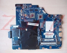 for Lenovo G565 Z565 laptop motherboard DDR3 Free Shipping 100% test ok sheli laptop motherboard for lenovo g565 z565 la 5754p no hd interface with 4 video chips non integrated graphics card