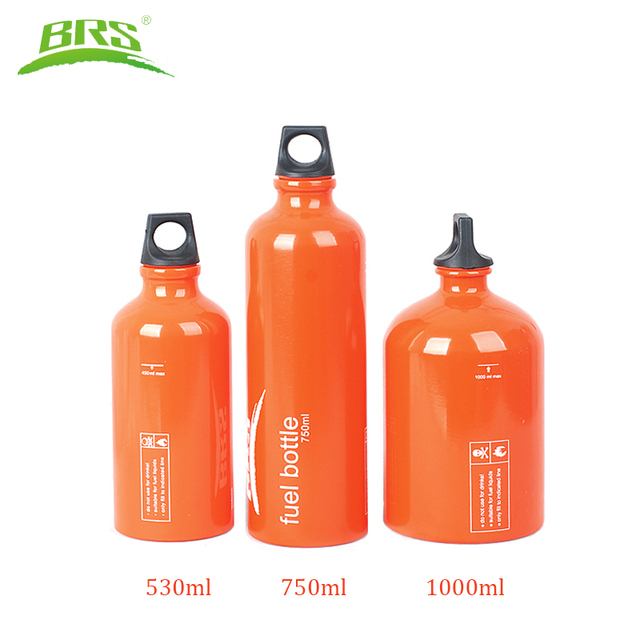 BRS Lightweight Fuel Storage Bottle Outdoor Camping Stove Gas Oil