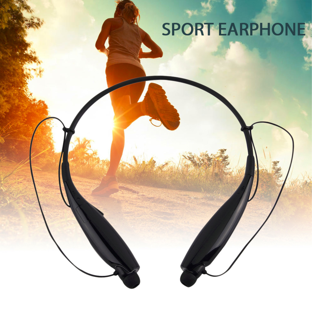 universial wireless bluetooth headphone sports stereo headset headphone earphone for samsung iphone Bluetooth Wireless HandFree Sports Stereo Headset Earphone headphone For Samsung for iPhone