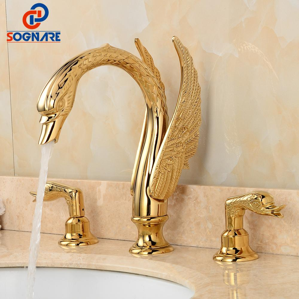 Sognare Basin Faucet Two Handle