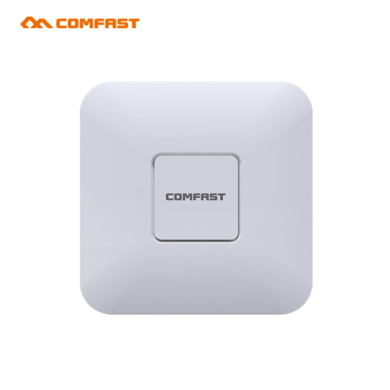 2PC-5PC, COMFAST 1750 WiFi Wireless Indoor AP wifi router 2.4G+5G dual-band Wifi Access Point CF-E380AC support openWRT 2pcs 1750m gigabit ac wifi router 2 4ghz 5g dual band wifi repeater access point ap router cf e380ac wireless ceiling ap openwrt