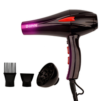 220 240V 4000W Power Blower Dryer Professional Salon Hair Dryer For Barber Hairdresser Tool Hairdryer Diffuser