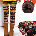 Special offer Autumn Winter Children's 3-12 Year Cotton Warm Pant All-Match Fleece thickening Leggings Children's Thick Pants