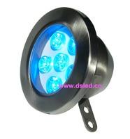 Gratis verzending door dhl! Ip68  high 6 w led spotlight  led projector licht  Rvs  12vdc  DS-10-41D-6W  2-year garantie