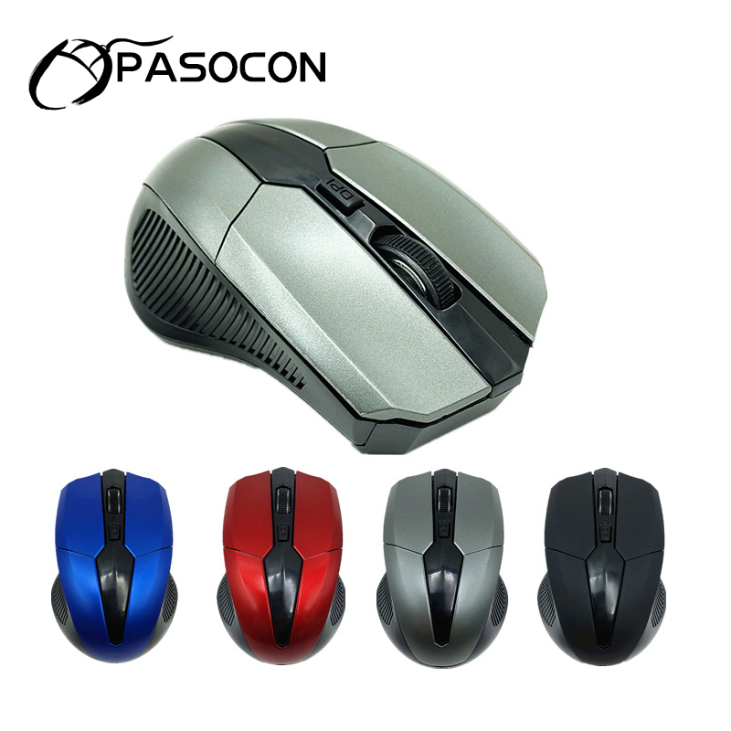 USB Cordless Mice 2.4GHz Computer Gaming Mouse Raton Optical Laser Gamer Mouse CS GO Dota 2 image