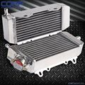 All Aluminum Radiator For Kawasaki KX250F KXF250 04 05 Suzuki RMZ 250 04-06