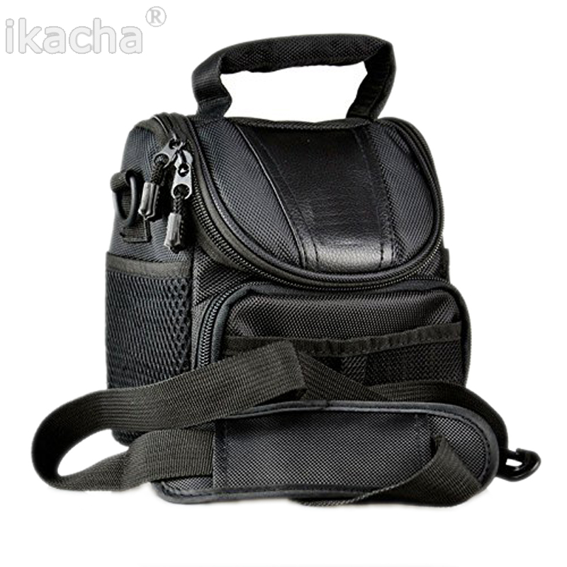 DSLR Camera Bag <font><b>Case</b></font> For <font><b>Nikon</b></font> D5500 D5300 D5200 D5100 <font><b>D3100</b></font> D3200 D3300 J5 J4 J3 V2 V3 L830 L330 P900S P700 P610 P520 image