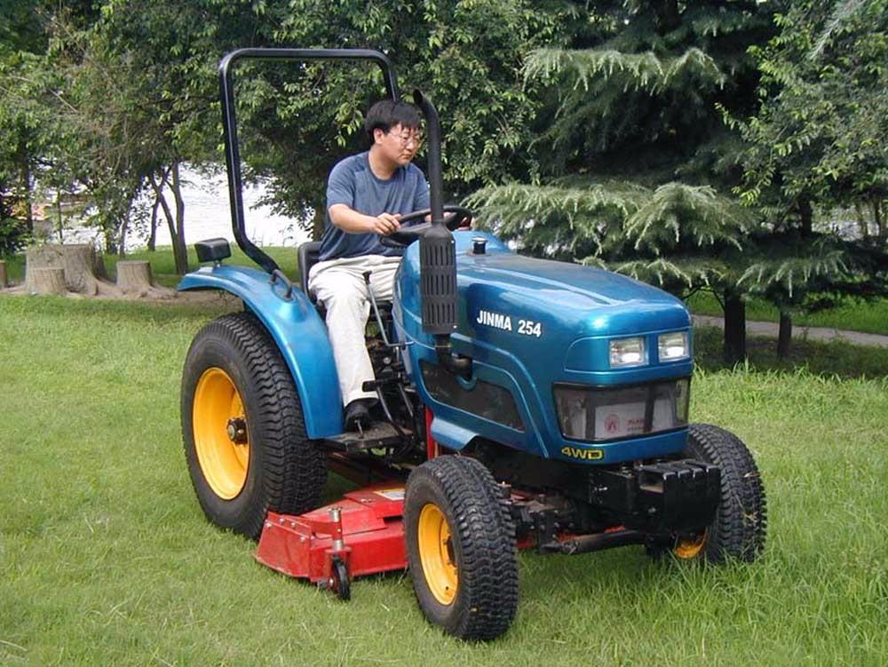 JM-254+middle mower