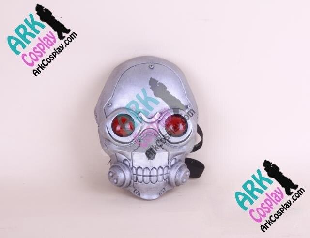 Смерть пистолет маска - меч искусство онлайн GGO косплей смерть пистолет косплей маска меч искусство интернет косплей маска