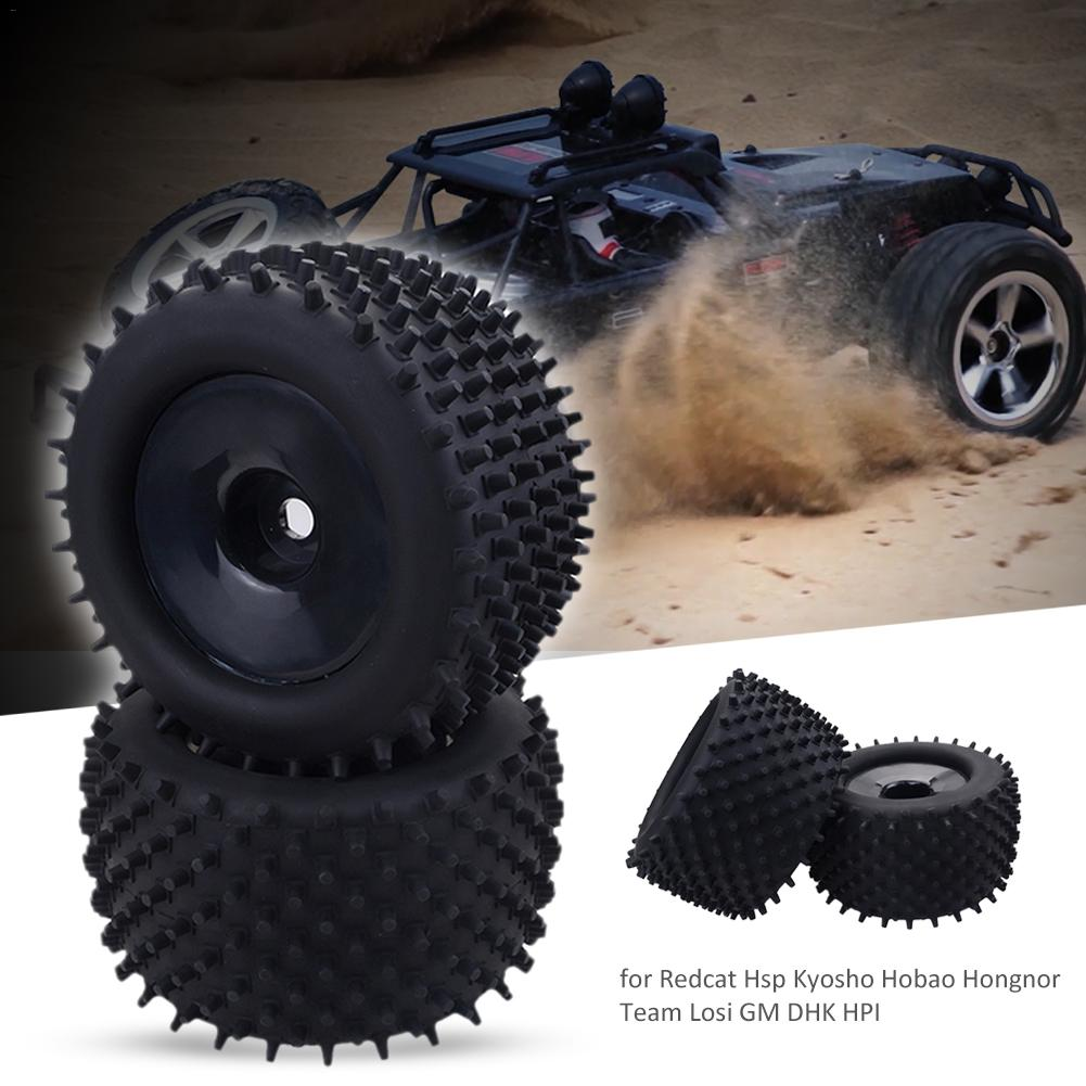 155mm 1/8 Monsters Truck Tires With Beadlock Wheel Rims For Redcat Hsp Kyosho Hobao Hongnor Team Losi For RC Accessories