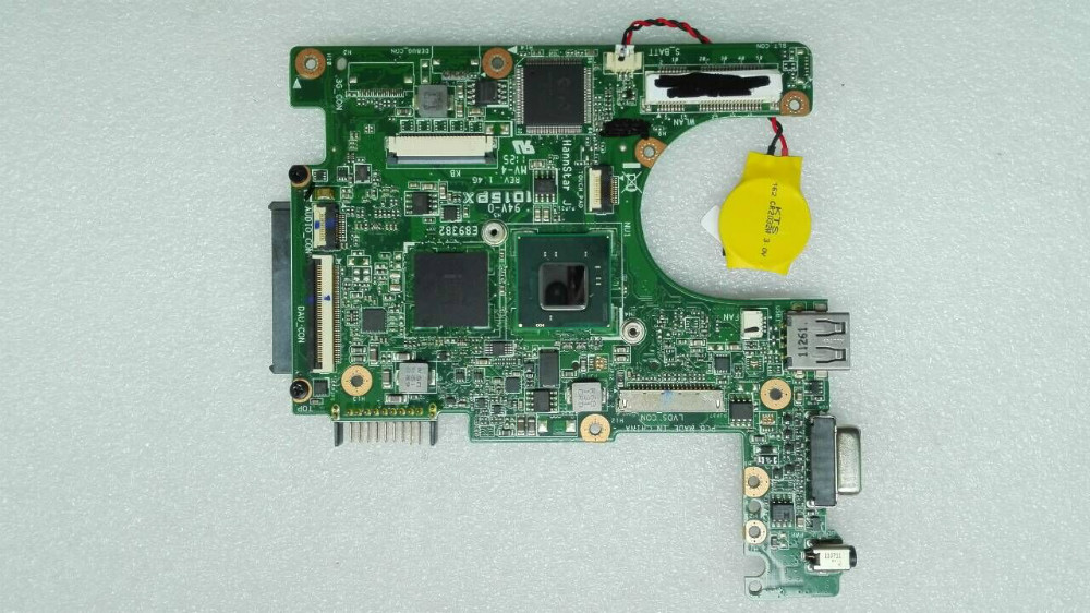 Original new laptop motherboard for asus Eee PC 1015PX REV:1.4G DDR3 mainboard  fully tested and work well original new laptop motherboard for asus k52jc rev 2 1 ddr3 n11m ge2 s b1 mainboard