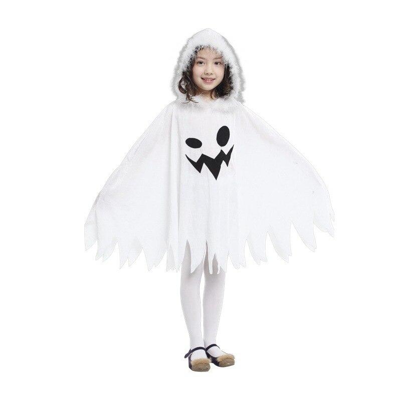 Della Ragazza Di Nozze Costume Da Strega Cosplay Per Bambini Per Bambini Di Halloween Strega Bianca Cosplay Di Carnevale Di Fantasia Fantasia Vestito Di Vestito Superficie Lucente
