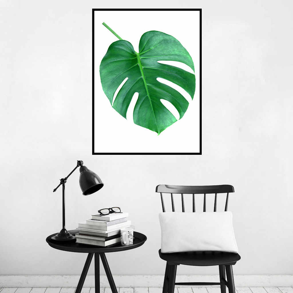 Painting By Numbers Leaf Plant Leaf Tortoise Decorative Window Pictures Painting For Living Room Wall Art Home Decor gift