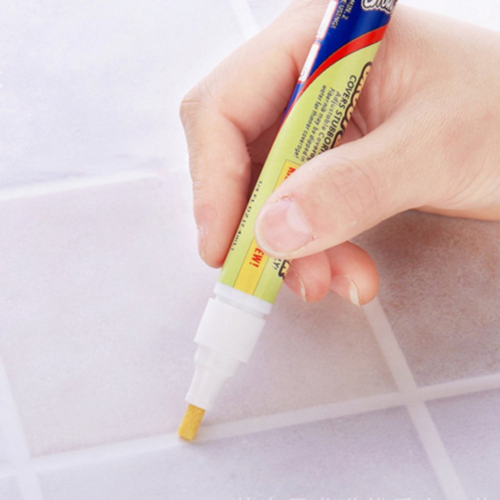 1non Toxic Grout Aide Repair Tile Marker Water Resistant