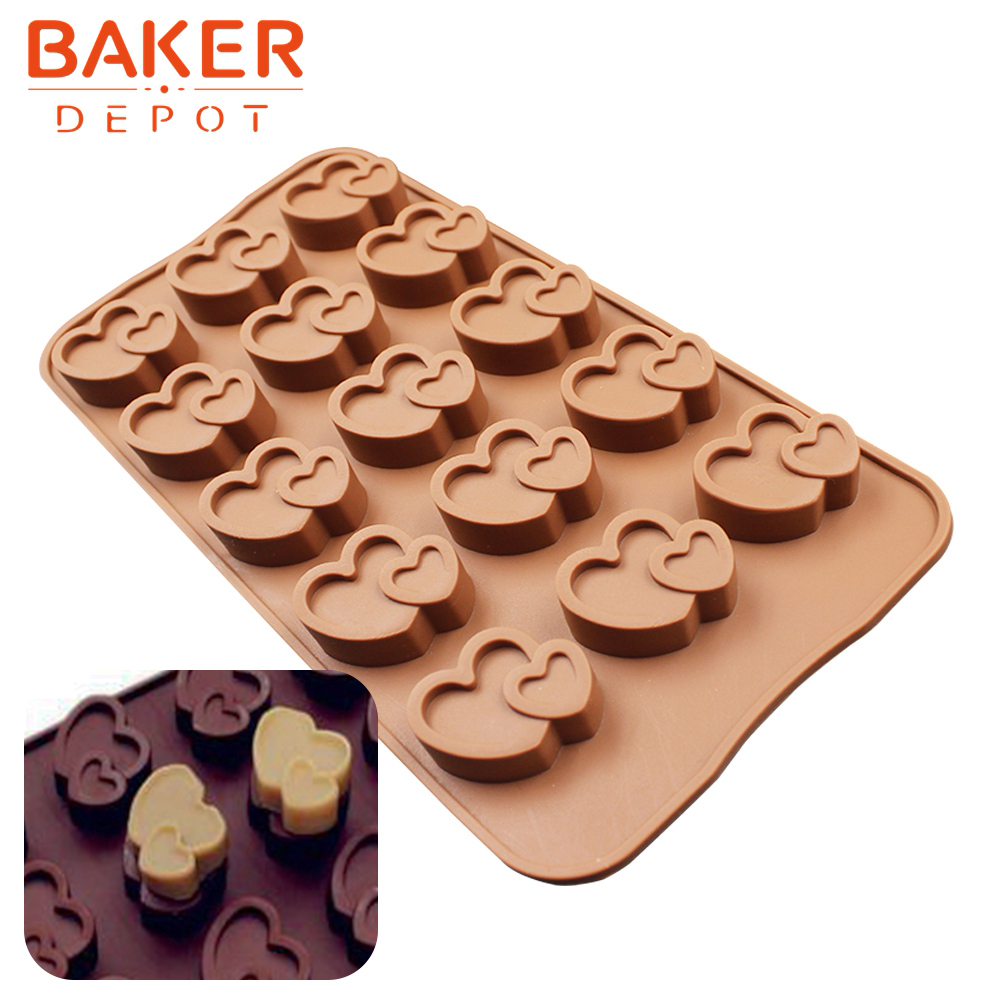 Silicone Chocolate Mold Letters And Numbers Cake Decorating Tools Candy Gummy Fondant Mold Jelly Ice Mould Baking Bakeware Tool Bakeware Home & Garden